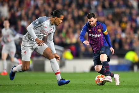 lionel messi ranks four liverpool players amongst best in the world