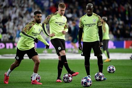manchester city fined by uefa over kit blunder vs real madrid