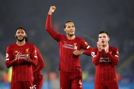 virgil van dijk names liverpool's fastest defenders and his favourite goal