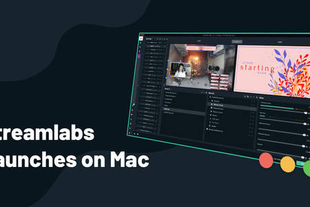 Popular livestreaming software Streamlabs OBS is launching on Mac today