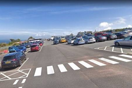 free council car parks are not for you if you're not a key worker