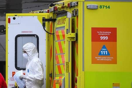 Surge of new coronavirus patients test positive as UK total rises