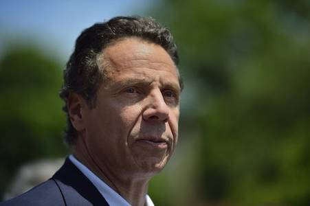 andrew cuomo: new york governor rules out running for president