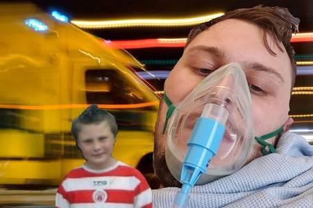 hamilton accies fan had 'the most horrendous week' of his life battling coronavirus