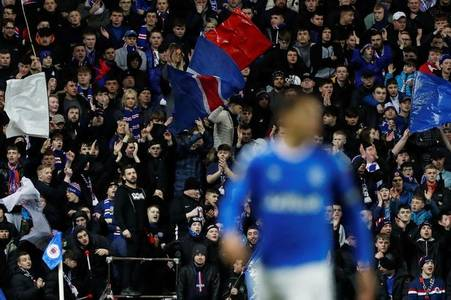 Rangers hammered with UEFA fine for Europa League disorder in stands