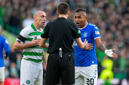 the celtic and rangers battle royale that would settle every debate - hotline