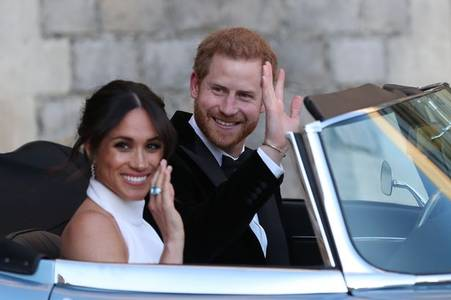 Harry and Meghan bow out of royal life with heartfelt message
