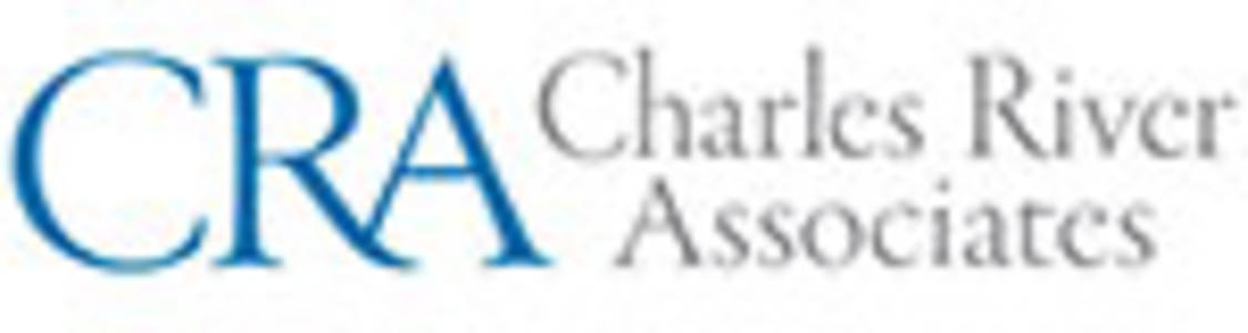 Charles River Associates (CRA) Announces Vice President Promotions