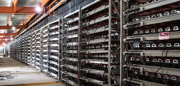 riot blockchain expects a big bitcoin mining deficit due to the coronavirus