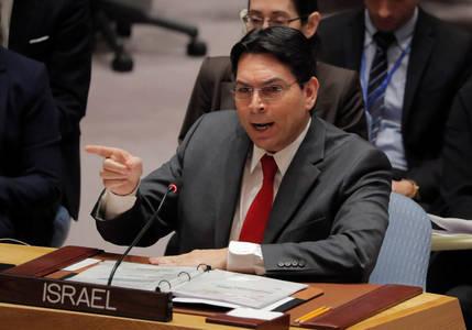 danon: un must condemn abbas' false charge that idf spreading covid-19
