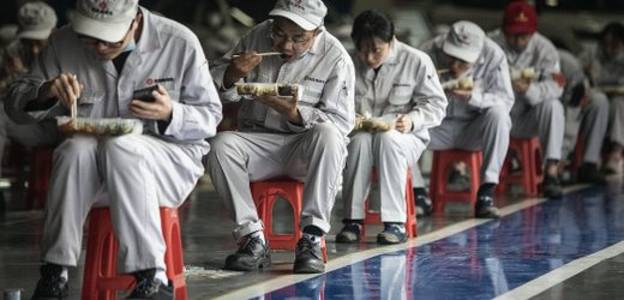 China Eases Back Toward Normality Three Months after Outbreak