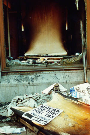 March 31 1990: the Poll Tax riot