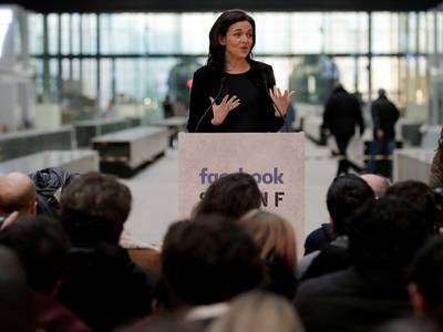 how sheryl sandberg is dealing with the coronavirus pandemic at home, in her community, and as the leader of facebook