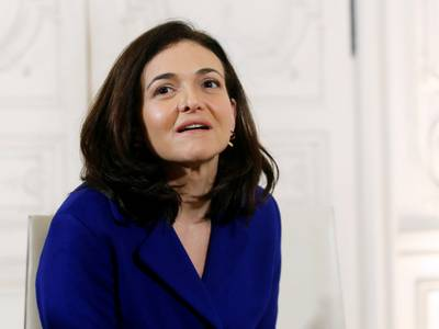 sheryl sandberg reveals the 2 lessons facebook learned from the 2016 election, and how the company is dealing with trump and misinformation during the coronavirus outbreak (fb)