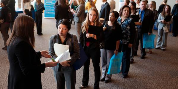 employers cut nearly half a million job openings last week as coronavirus froze hiring nationwide