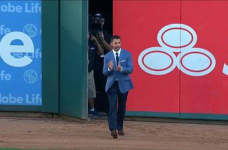 Rangers ENCORE Highlights from Michael Young's Jersey Retirment Night