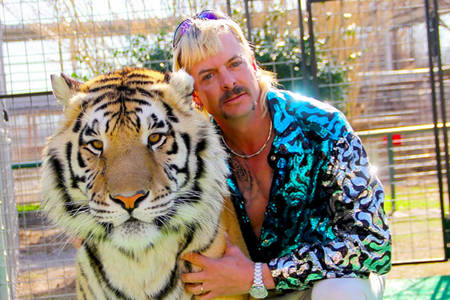 Tiger King is a show about how the internet eats us all