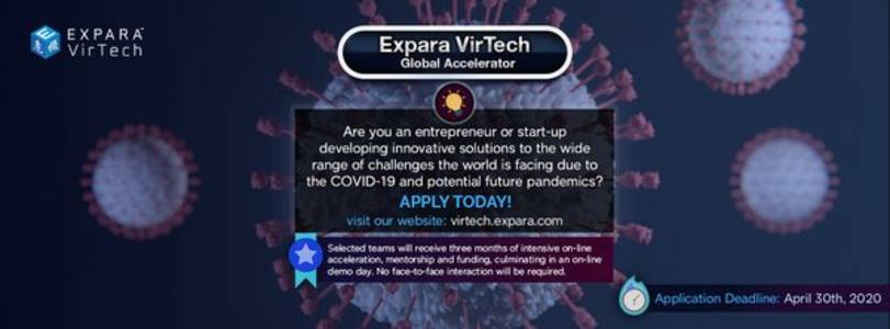 expara, a singapore-based vc, wants to mobilize the startup community to fight covid-19