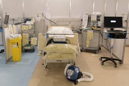 nightingale hospital will need 16,000 staff to treat coronavirus patients