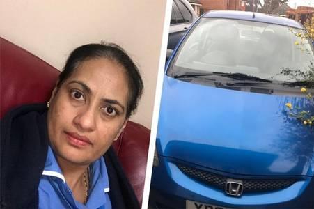 thieves target royal stoke nurse's car as she treats coronavirus patients in a&e