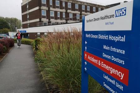 minor injury units close as hospital sees rise in coronavirus patients