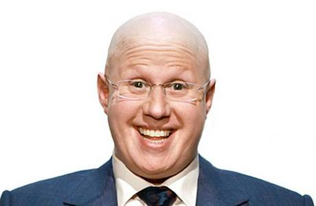 TV star Matt Lucas backs school's campaign to give NHS staff a smile