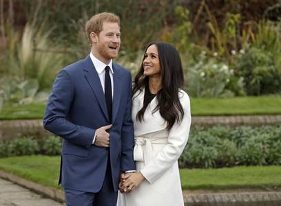 prince harry and meghan markle respond to trump's tweet over security costs