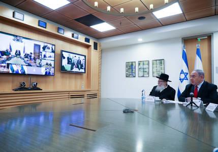 14 days of coronavirus in israel