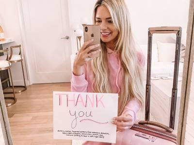 top brands suspend influencer affiliate programs, how social-media viewer habits are changing, and running sponsored posts during a crisis