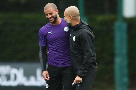 Reason Pep Guardiola is not in Man City players' private WhatsApp group chat