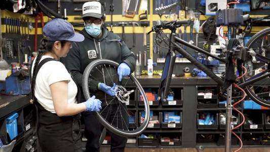 Life Has Changed: New York City Bike Shops Are Essential Businesses