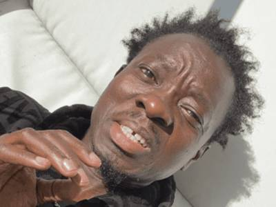 """michael blackson says trolls are making him watch tiger king: """"they keep making memes out this s**t"""""""