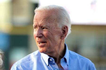 biden talks campaigning from home, virus pandemic and lady gaga on 'tonight'