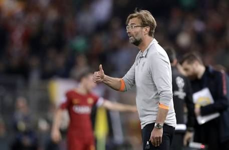 klopp, between being the ferguson of liverpool to loew's successor