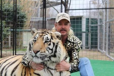 Tiger King star Joe Exotic has contracted coronavirus in prison