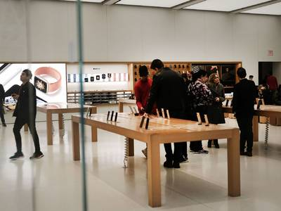 apple stores will reportedly remain closed until early may as the coronavirus continues to spread (aapl)