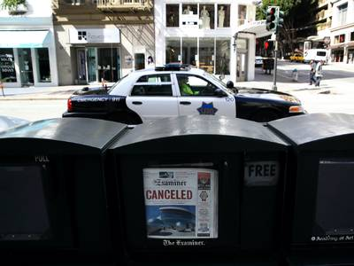 san francisco police have begun ticketing people who are violating the shelter-in-place order to contain the coronavirus