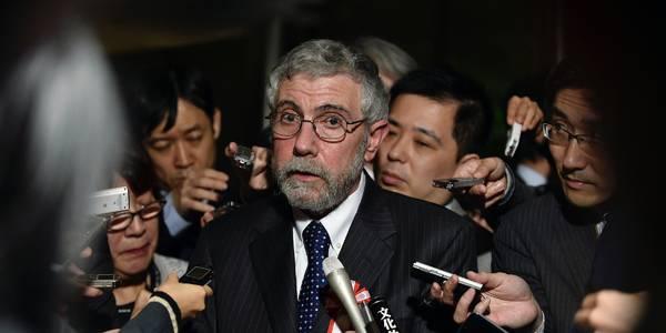 nobel-winning economist paul krugman sees unemployment soaring to 20% in a matter of weeks