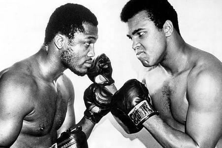 Frank Warren column on Muhammad Ali and Joe Frazier's historic rivalry