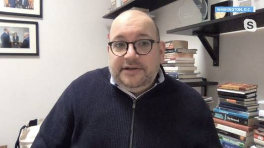 jason rezaian talks about living in isolation