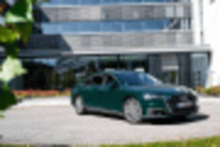 audi rules out battery-electric a8 flagship sedan