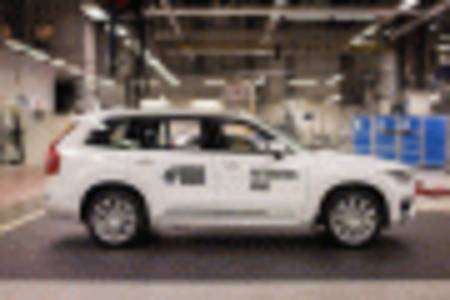 volvo to bring self-driving car development in-house