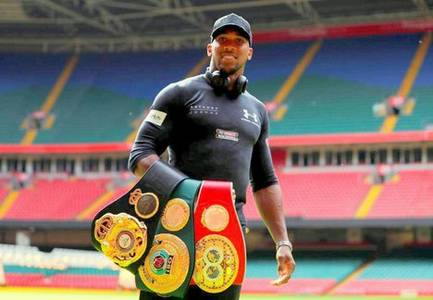 anthony joshua wants tyson fury if he only fights once in 2020 – eddie hearn