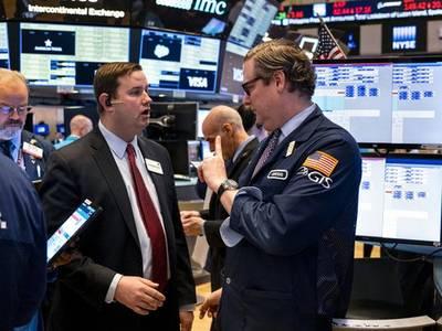 us stocks end higher amid rallying energy shares
