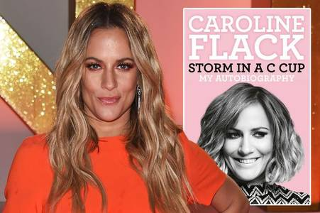 caroline flack's autobiography storm in a c cup to be updated and re-released