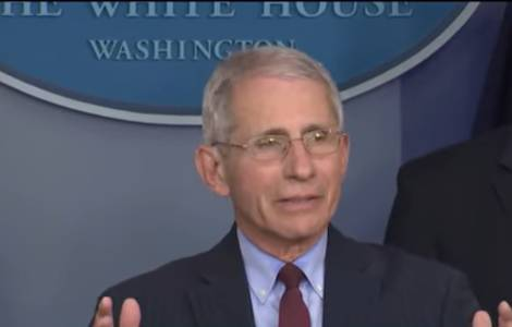 dr. anthony fauci added security after receiving death threats