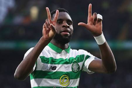 arsenal have scouted celtic's odsonne edouard ahead of possible summer transfer