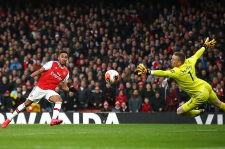 Breaking down Aubameyang's road to 50 Premier League goals for Arsenal