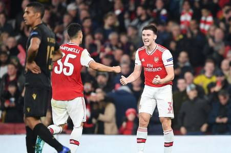 gabriel martinelli tipped to become a world-class player by arsenal teammate
