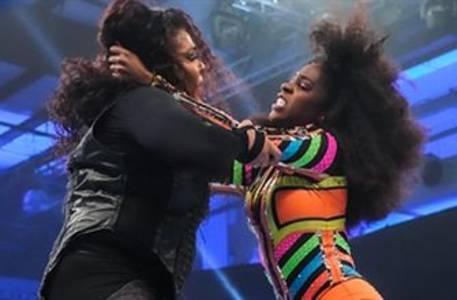 Naomi vs. Lacey Evans vs. Tamina: SmackDown, April 3, 2020